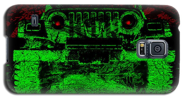 Mean Green Machine Galaxy S5 Case