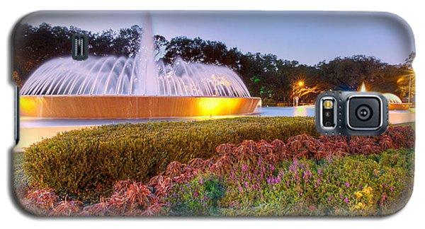 Mecom Fountain Galaxy S5 Case
