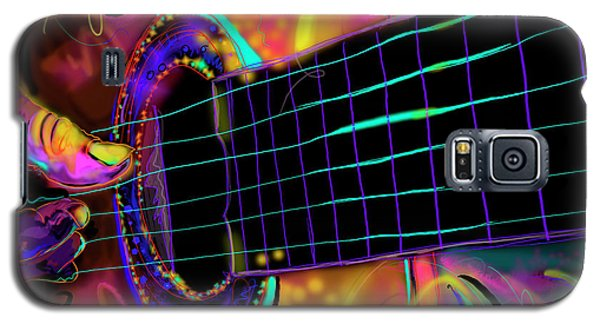 Medianoche Galaxy S5 Case by DC Langer