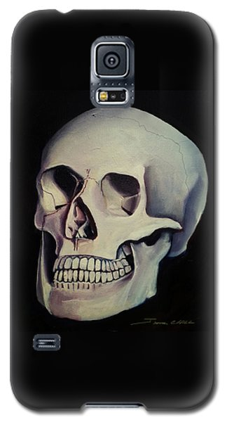 Medical Skull  Galaxy S5 Case by James Christopher Hill