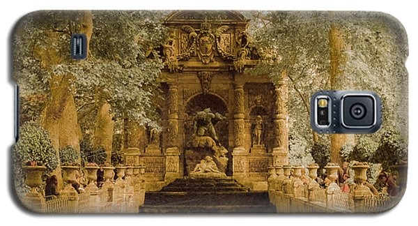 Paris, France - Medici Fountain Oldstyle Galaxy S5 Case