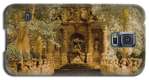 Paris, France - Medici Fountain Oldstyle Galaxy S5 Case