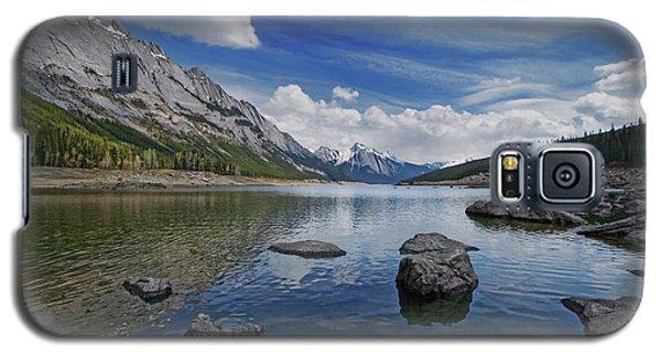 Medicine Lake, Jasper Galaxy S5 Case