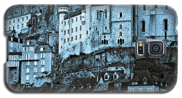 Medieval Castle In The Pilgrimage Town Of Rocamadour Galaxy S5 Case