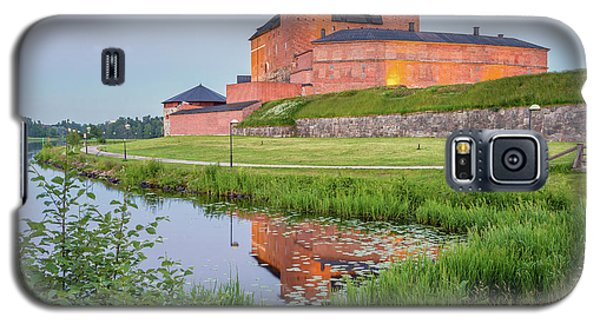 Medieval Castle Galaxy S5 Case