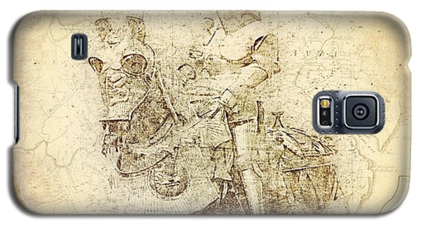 Medieval Europe Galaxy S5 Case