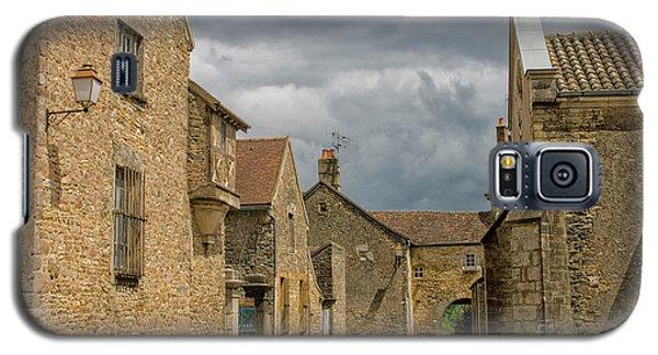 Medieval Village In France Galaxy S5 Case