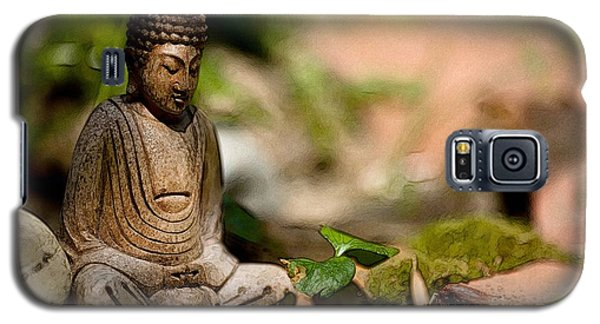 Meditation Galaxy S5 Case by Jean Bernard Roussilhe