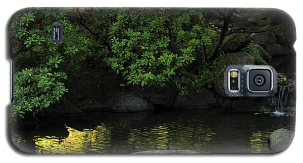 Meditation Pond Galaxy S5 Case