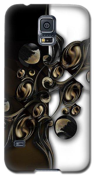Meditation Vs Dimension Galaxy S5 Case