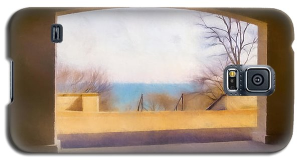 Lake Michigan Galaxy S5 Case - Mediterranean Dreams by Scott Norris