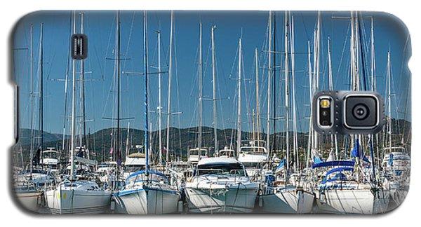 Mediterranean Marina Galaxy S5 Case