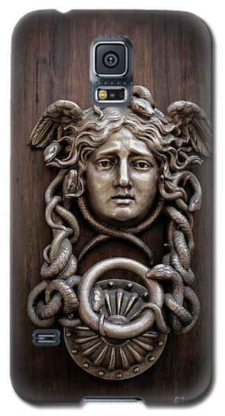 Gorgon Galaxy S5 Case - Medusa Head Door Knocker by Edward Fielding