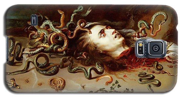 Gorgon Galaxy S5 Case - Medusa by Peter Paul Rubens