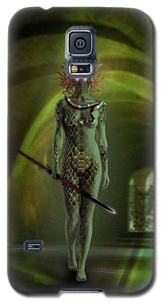 Medusa Galaxy S5 Case by Scott Meyer