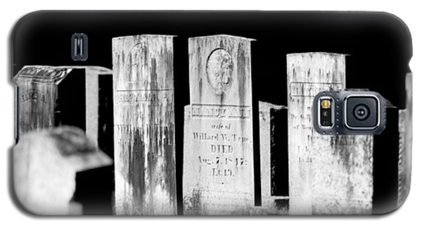 Meeting House Graveyard 4 Galaxy S5 Case
