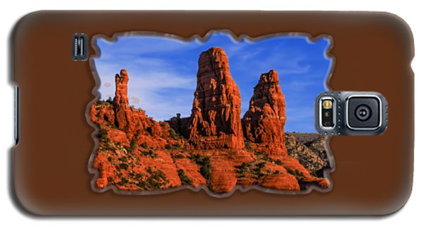 Megalithic Red Rocks Galaxy S5 Case