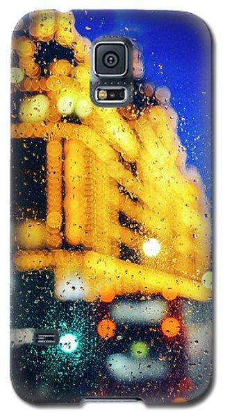 Melancholic London Lights  Galaxy S5 Case