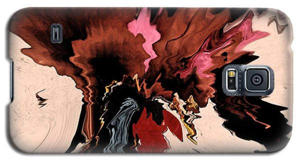 Melange Of Colors  Galaxy S5 Case