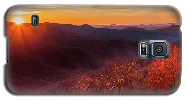Melody Of Autumn Galaxy S5 Case