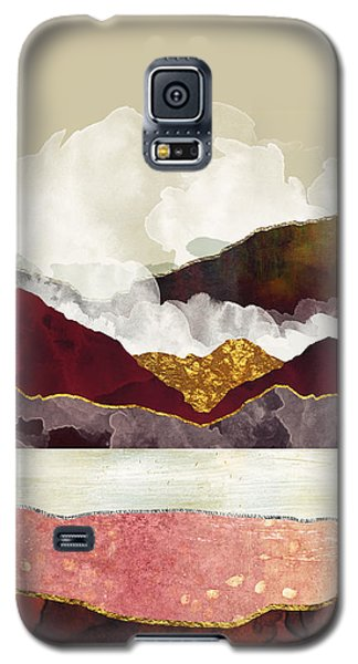 Landscapes Galaxy S5 Case - Melon Mountains by Katherine Smit