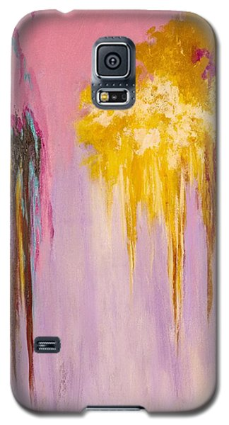 Melted Galaxy S5 Case by Suzzanna Frank