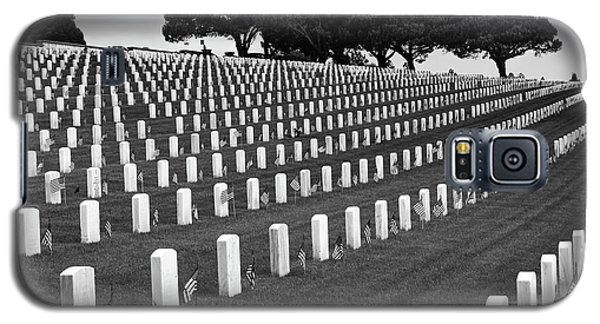 Memorial Day 2016 - Fort Rosecrans Galaxy S5 Case