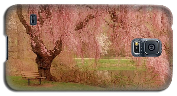 Memories - Holmdel Park Galaxy S5 Case