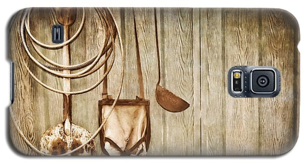 Memories Of Grandpa Galaxy S5 Case by Carolyn Marshall