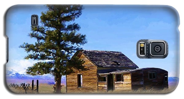 Memories Of Montana Galaxy S5 Case by Susan Kinney