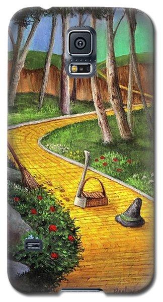 Memories Of Oz Galaxy S5 Case
