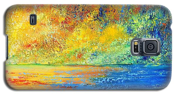 Memories Of Summer Galaxy S5 Case
