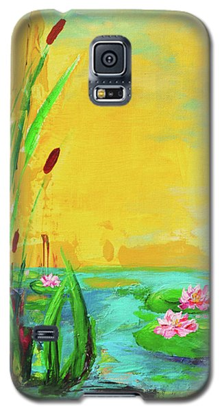 Memories Of The Lake Galaxy S5 Case