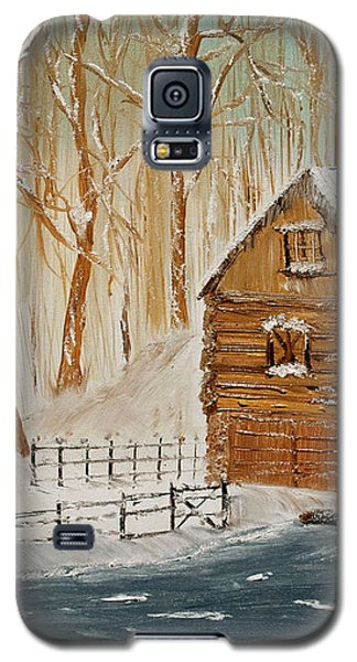Memories Of The Past Galaxy S5 Case