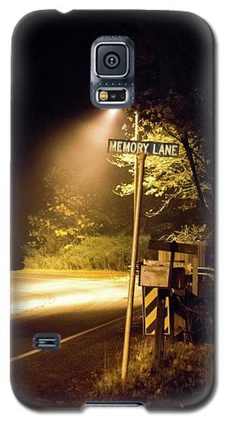 Memory Lane Galaxy S5 Case