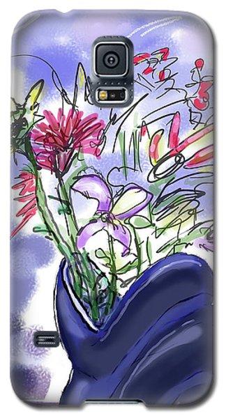 Memory Of Spring Galaxy S5 Case