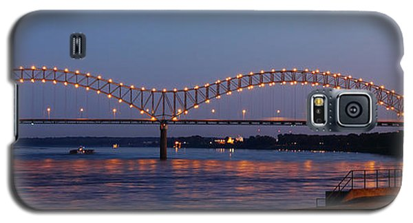 Memphis - I-40 Bridge Over The Mississippi 2 Galaxy S5 Case