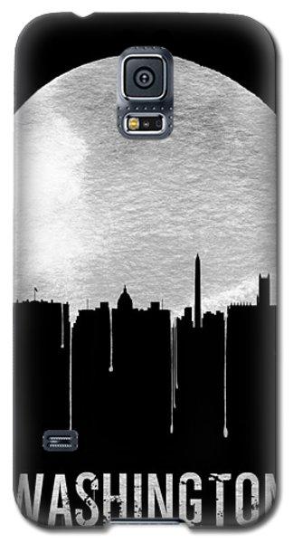Memphis Skyline Black Galaxy S5 Case by Naxart Studio