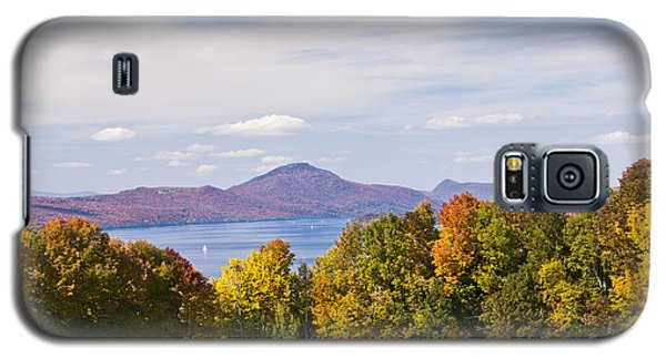 Memphremagog Autumn Galaxy S5 Case