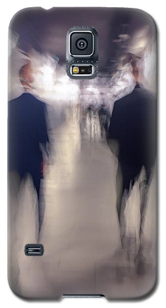 Men In Suits Galaxy S5 Case