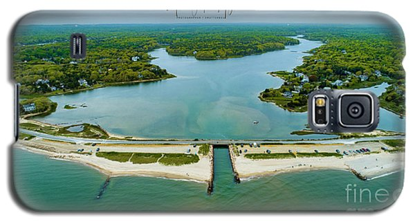 Menauhant Beach Galaxy S5 Case