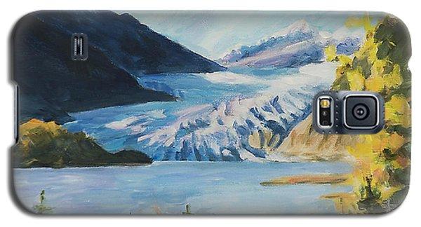 Mendenhall Glacier Juneau Alaska Galaxy S5 Case