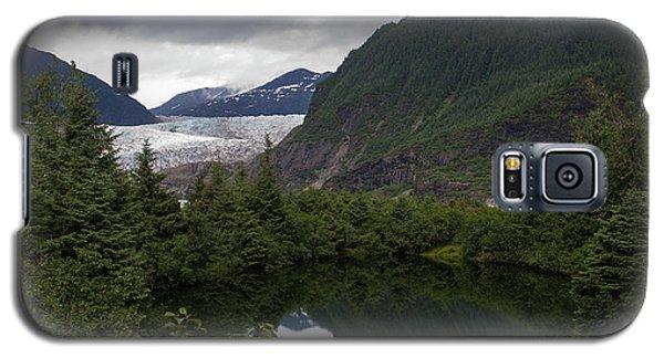 Mendenhall Lake Galaxy S5 Case