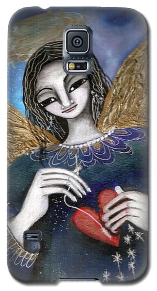 Mender Of Hearts Angel Galaxy S5 Case