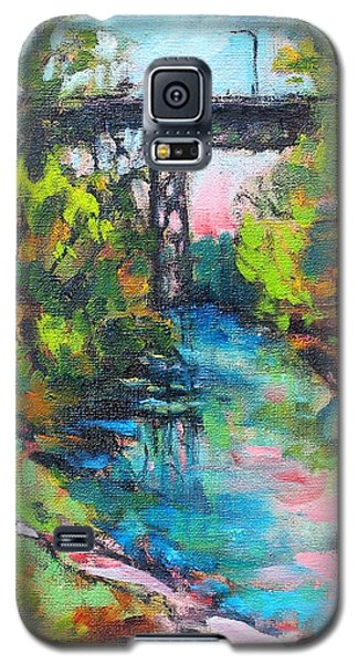 Menominee Viaduct Galaxy S5 Case