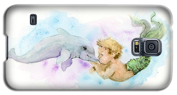 Merboy Kiss Galaxy S5 Case