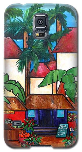 Mercado En Puerto Rico Galaxy S5 Case