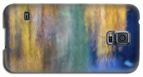Yosemite National Park Galaxy S5 Case - Merced River Reflections 17 by Larry Marshall