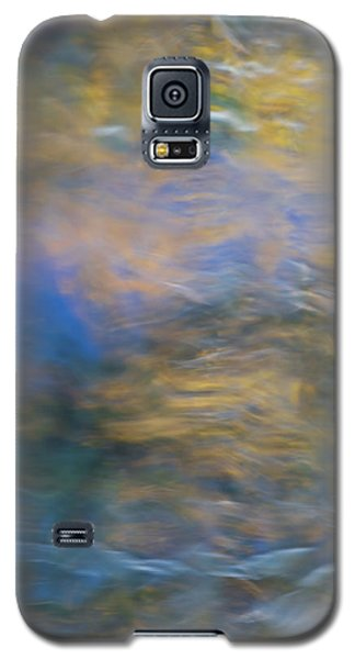 Yosemite National Park Galaxy S5 Case - Merced River Reflections 18 by Larry Marshall