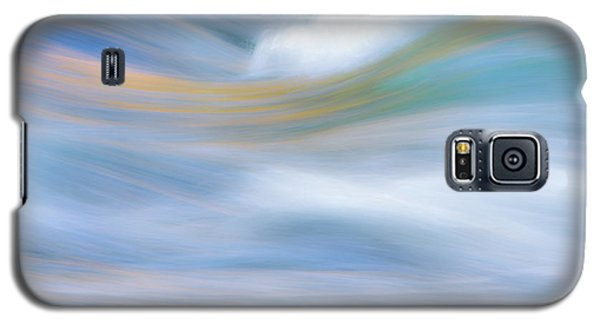 Yosemite National Park Galaxy S5 Case - Merced River Reflections 19 by Larry Marshall